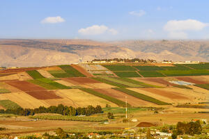 iStock-509244126Agriculture Golan Heights
